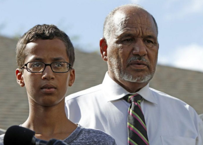 Father Of Clock Boy Sues Fox News For Defamation