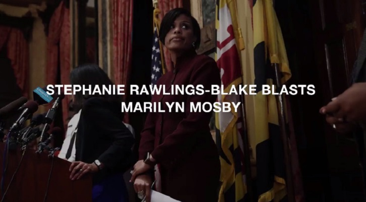 Catfight: Marilyn Mosby And Stephanie Rawlings-Blake Go At It