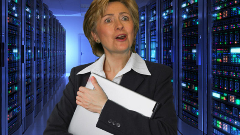 Hillary Clinton Team Lost Laptop Full Of Her Emails