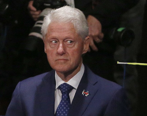 Clinton Campaign Worried Bill's Sexcapades Could Sink Her Campaign
