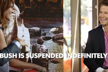 NBC: Billy Bush Has Been Suspended Indefinitely