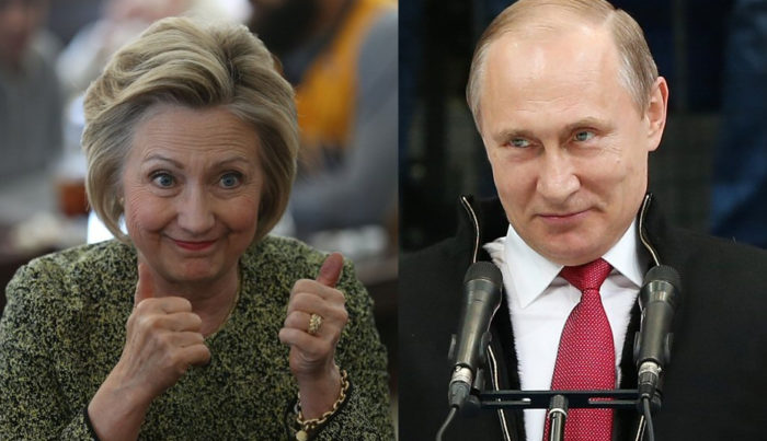 Hillary's Leaked Speeches Confirm This About Russia
