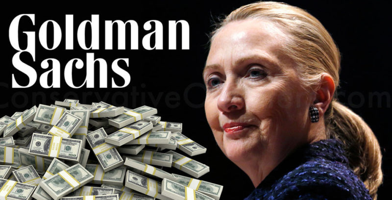 BREAKING: Here Are The Transcripts Of Hillary's Goldman Sachs Speeches