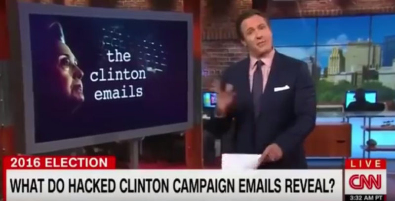 CNN Hack Suggests It's Illegal To View Wikileaks Emails