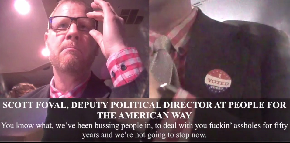 Next Smoking Gun Video Drops Proving The DNC & Clinton Campaign Commit Mass Voter Fraud