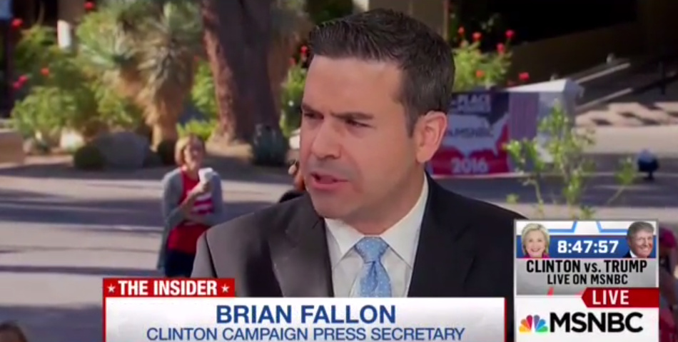 Clinton's Press Secretary Claims Benghazi Mother Is Lying