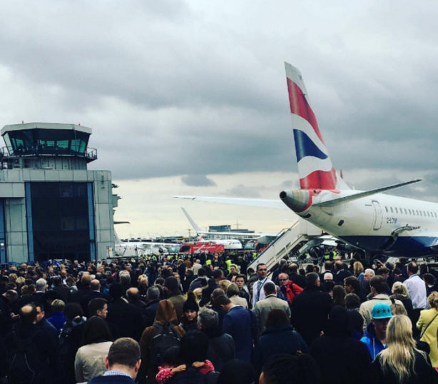 "BREAKING: 26 People Treated At Heathrow Airport In London After ""Chemical Incident"""