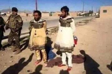Cowardly ISIS Jihadis Caught Fleeing Mosul Disguised In Women's Clothing