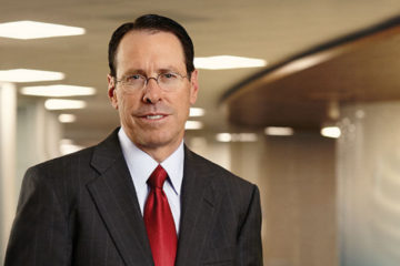 AT&T CEO Defends Black Lives Matter