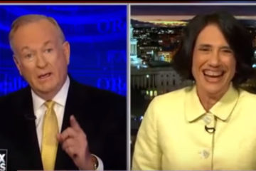 Bill O'Reilly Annihilates Liberal Hack (Video)