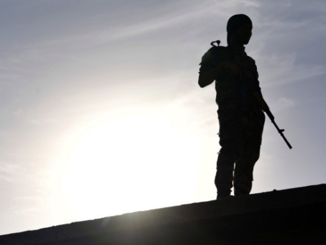 Renegade Sniper Is Picking Off ISIS One By One
