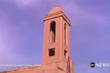 Church Bells Ring As ISIS Pushed Out Of Christian Town (Video)