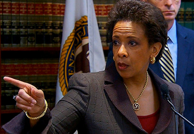 WHY Did Attorney General Loretta Lynch Plead The Fifth To Congress?