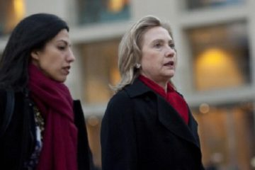 DOJ, FBI In Discussions With Huma's Lawyers To Conduct Full Search Of New Emails