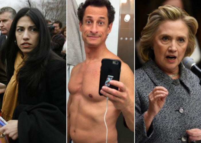BREAKING: Weiner Cooperating With FBI On Hillary Email Investigation