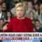 Hillary Demotes Huma Abedin To 'One Of My Staffers' During Speech
