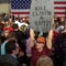 Protester Calls Bill Clinton A Rapist At Rally In Ohio