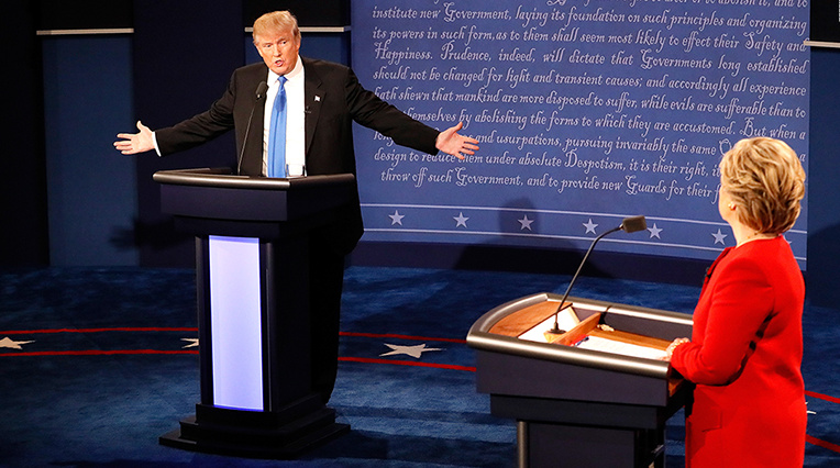 First Question Of Debate Tonight? Surprise! Donald Trump's Comments