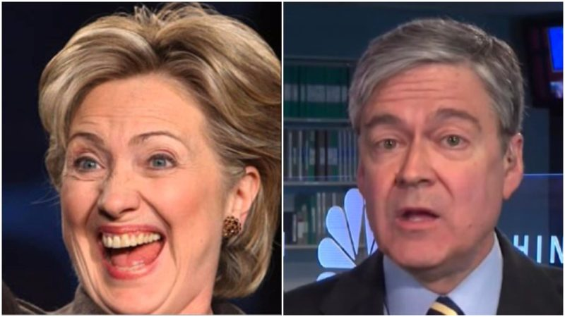 Emails Reveal CNBC's John Harwood Giving Assistance To Clinton Before And After Moderating GOP Debate