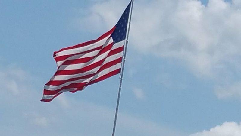 Massachusetts College Stops Flying American Flag