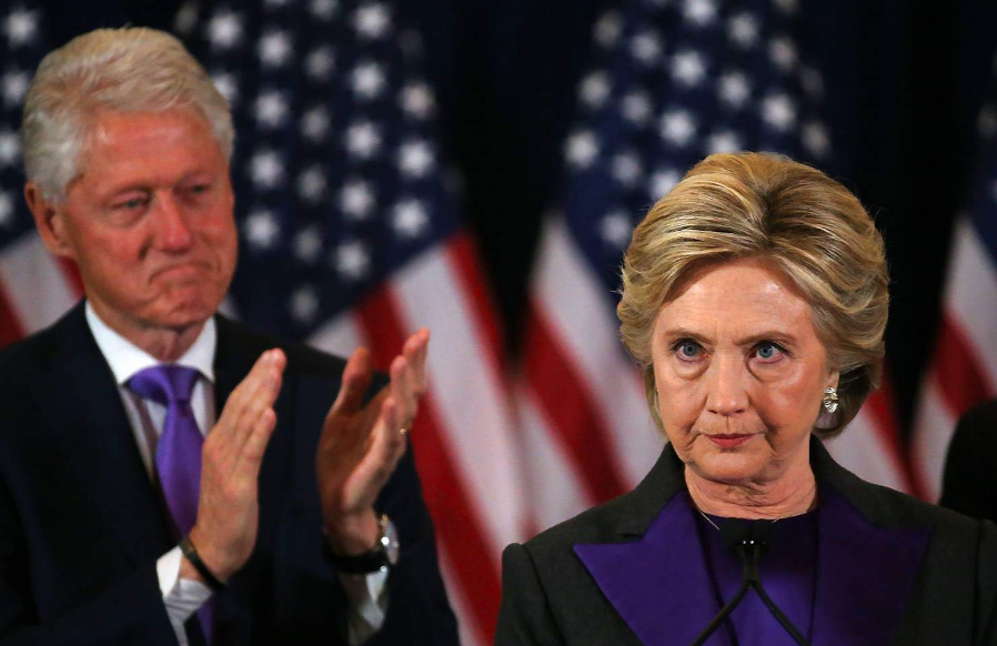 After 40 Years Of Sex, Lies And Scandals, The Clintons Leave Public Life Humiliated