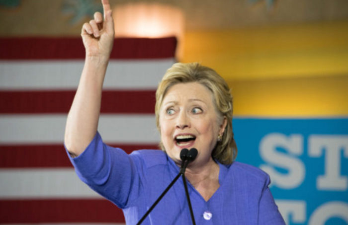 Wow: Hillary Warns Of Another Civil War If Trump Is Elected