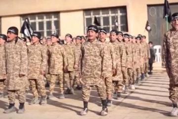 Jihadi Work Accident: ISIS Teen Kills His Entire Family