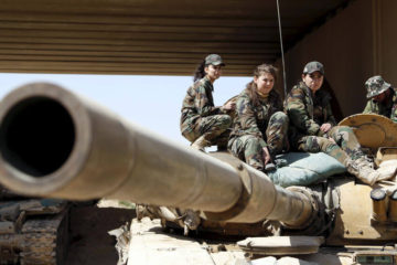 All-Female Militia Launches Offensive Against ISIS To Avenge & Free Sex Slaves