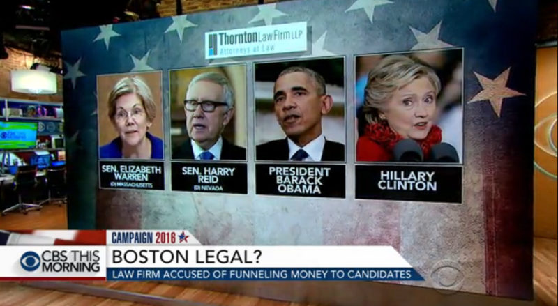 BREAKING: Clinton Campaign Has To Return Thousands In Donations Connected To Largest Illegal Straw-Donor Schemes Ever Uncovered