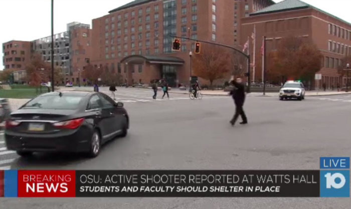 Breaking: Active Shooter Reported At Ohio State University