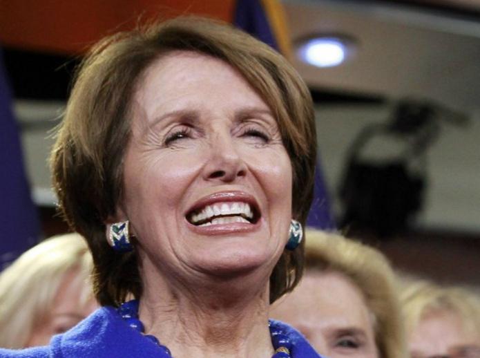 House Democrats Re-Elect Nancy Pelosi As Leader Amid Grumblings