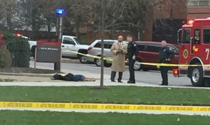 ISIS Claims Responsibility For Ohio State University Terrorist Attack