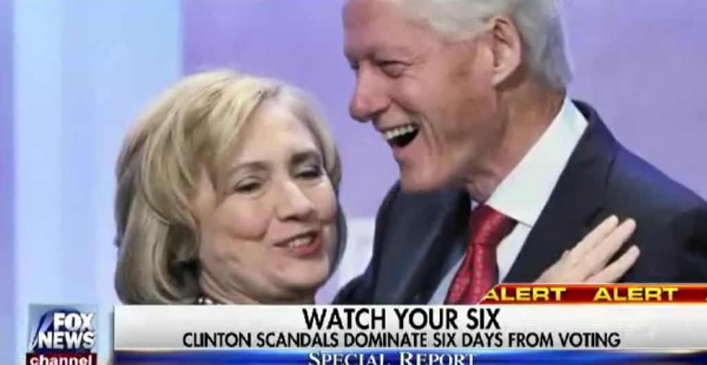 """Bret Baier: FBI Sources Believe Clinton Foundation Case Moving Towards """"Likely Indictment"""""""