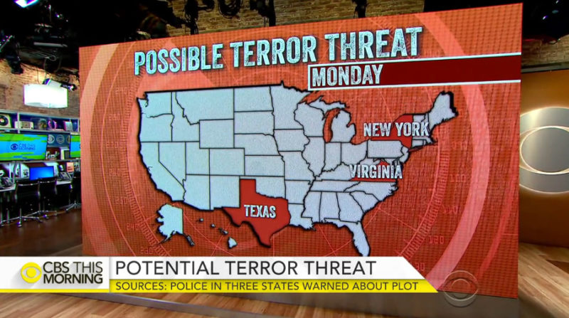 Warning: Al Qaeda May Be Planning Attacks For Day Before Election In 3 U.S. Cities