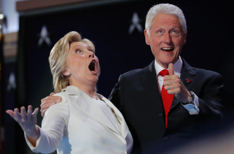 Memo Shows Clinton Foundation Meetings With Bill Clinton Cost $100,000