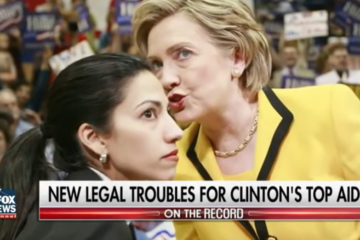 Obama Caught Lying: Huma Told FBI She Notified White House Every Time Clinton Changed Emails