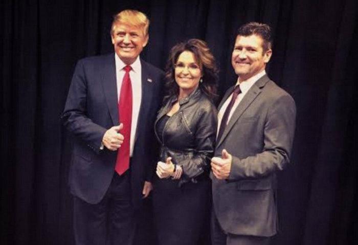 Sarah Palin Defends Trump: Warns Of Voter Fraud