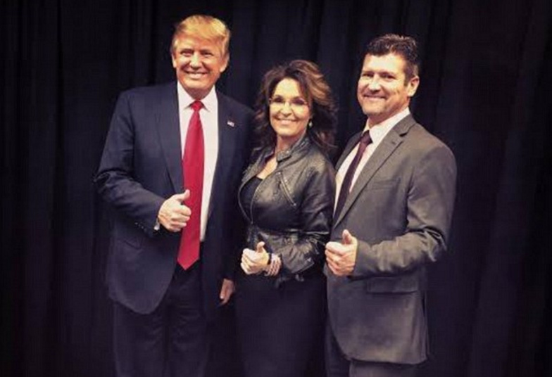 Sarah Palin Defends Trump: Warns Of Voter Fraud