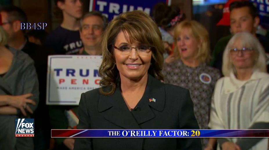 Sarah Palin: 'If Trump Wins, Then America Wins'