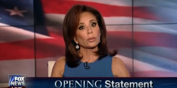 Judge Jeanine Slams Hamilton Protest Of Mike Pence