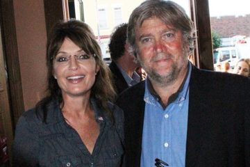 Steve Bannon's First Pick for President Was Sarah Palin