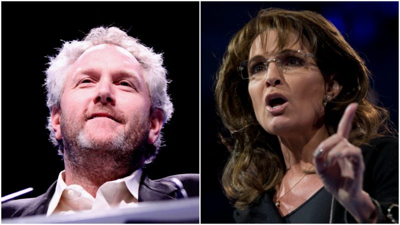 Palin Defends Breitbart Against 'the Wrath of the Whiners'