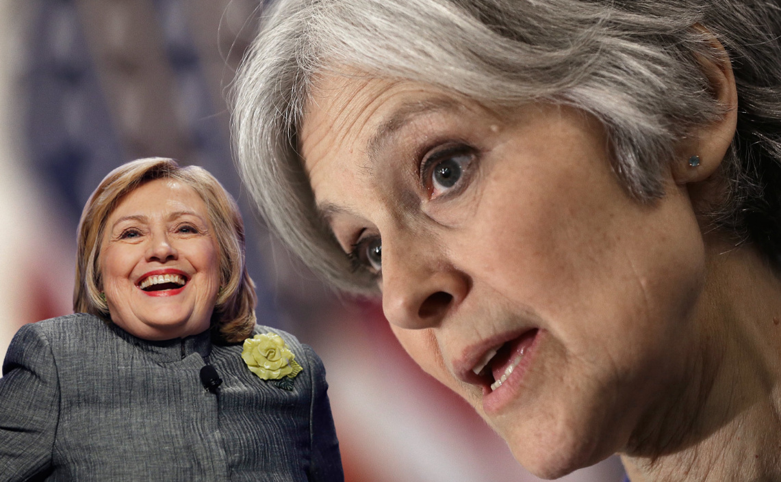 FEC Complaint Alleges Stein Is Serving As Front For Hillary Campaign In Recount Effort