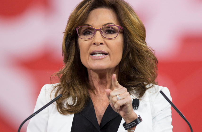 Sarah Palin GOES HARD At Dems, Tina Fey & The CIA