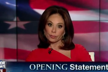 Judge Jeanine Tells The Left To Knock It Off: It's Time To Unite