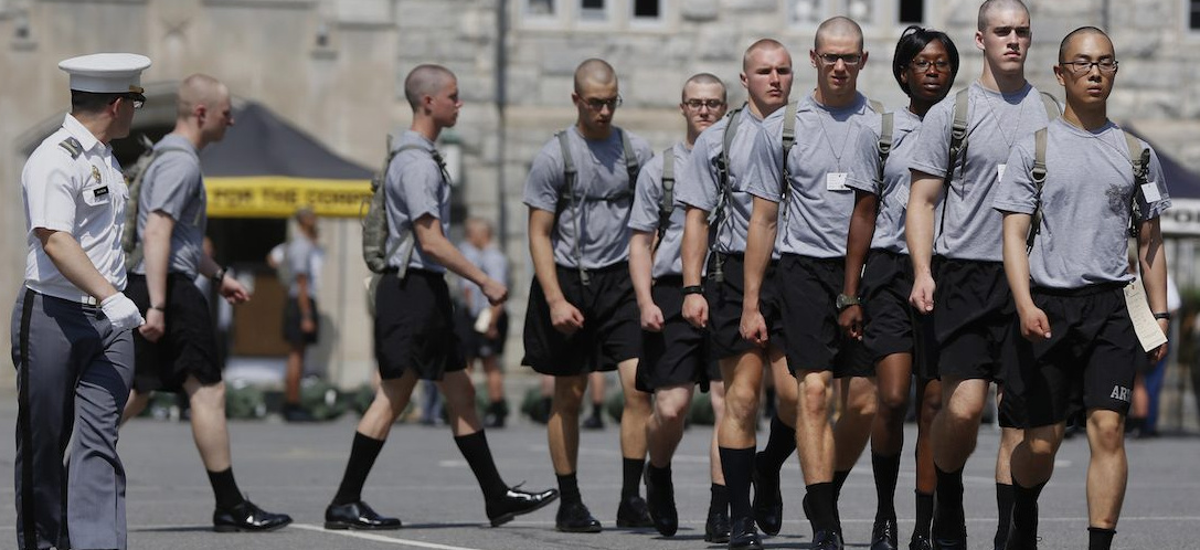 West Point Cadets Attend Mandatory Transgender Day Of Remembrance Event