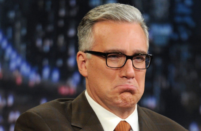 "Keith Olbermann Calls Trump 'Treacherous Russian Whore' ... Threatens ""We Will Get You"""