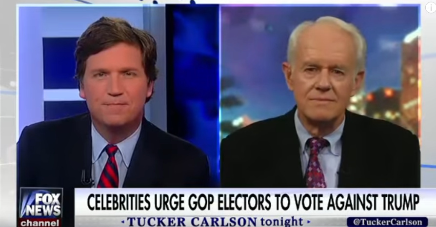 Tucker Carlson Schools Actor Mike Farrell On Hollywood Video Trying To Turn Electors Away From Trump