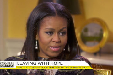 """Heartache: Michelle Says Watching Trump Win Was """"Painful"""""""