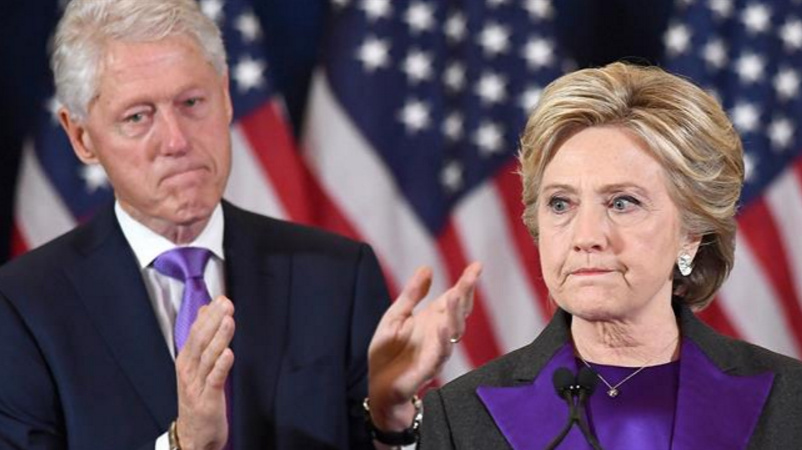 Hillary Loses Electoral College Vote 17 Years To Day After Bill's Impeachment